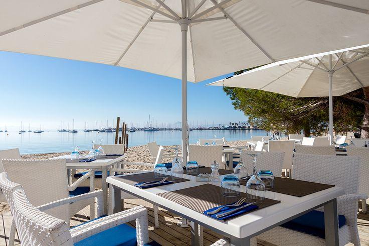 Can Pescador | Mediterranean Restaurant  #restaurant #mallorca #foodie #healthyfood