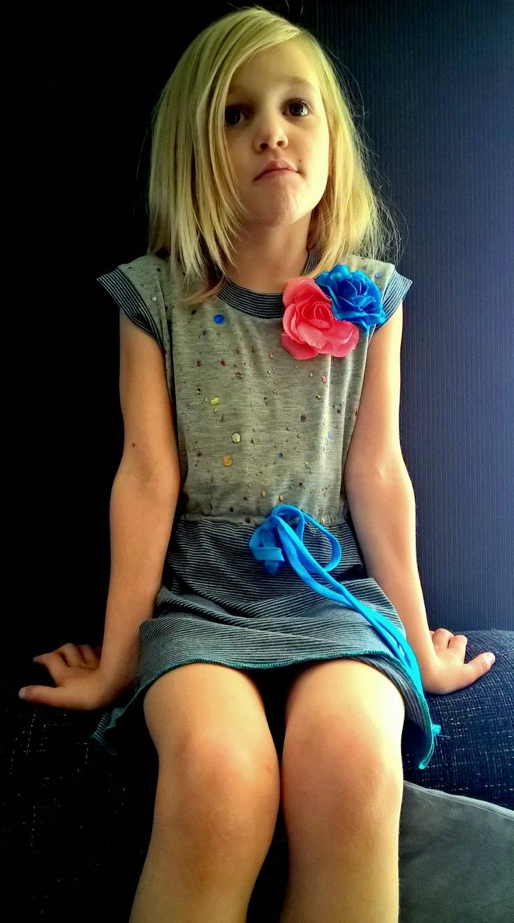 Naaiblog Lieveke en zus: Mademoiselle muscle dress