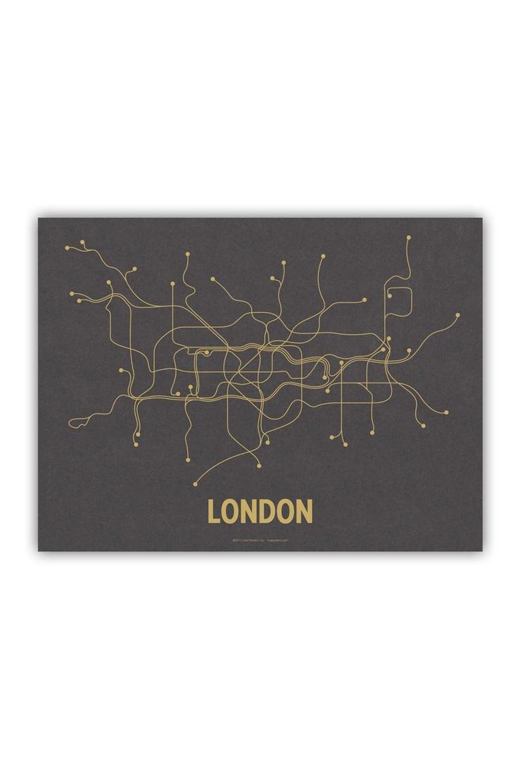 London Underground Map Anyone who has used