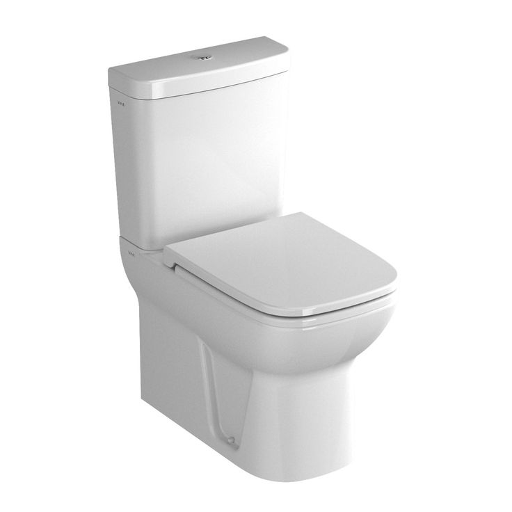 Vitra S-Line S20 Rear Inlet Toilet Suite  - Rogerseller