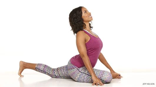 5 Ways to Warm Up for One-Legged King Pigeon Pose | Yoga Sequence