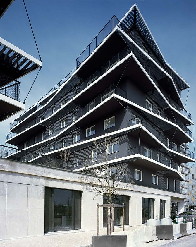 christophe rousselle architecte il t ginko bordeaux pinterest. Black Bedroom Furniture Sets. Home Design Ideas