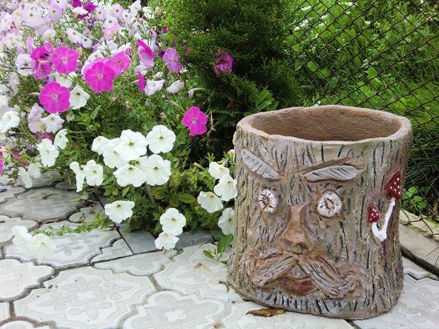 Пенек из бетона кладка пеноблоков на цементный раствор