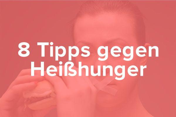 Heißhunger entsteht durch Gewohnheiten und einen niedrigen Blutzuckerspiegel. Aber man kann ihm entgegenwirken!