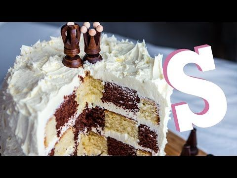 Sortedfood Checkerboard Cake