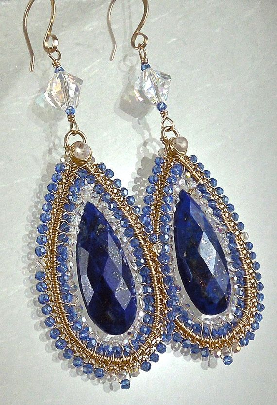 Blue Moonbeams by twotightlywound on Etsy, $235.00 - Absolutely stunning!!!!