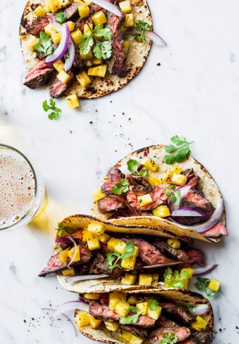 Market Math Cookbook | Beef Tacos | Eva Kolenko Photography