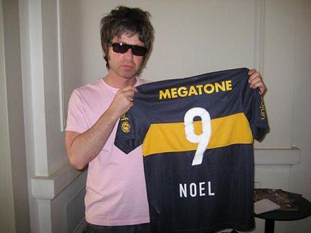 Noel Gallager - Oasis
