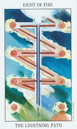 eight of swords tarot relationship layout