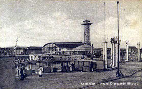 Ingang Diergaarde Blijdorp