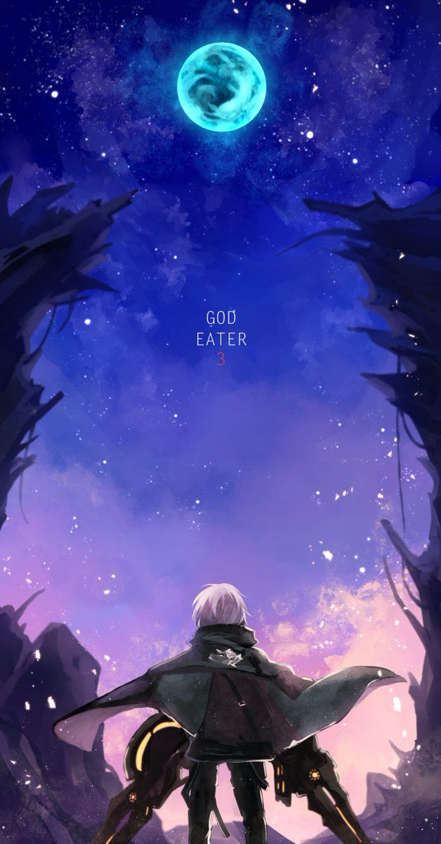 God Eater Awesome Anime Anime Heaven Fantasy Characters Iphone gamers anime wallpaper