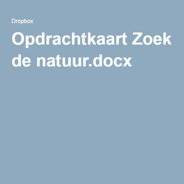 Opdrachtkaart Zoek de natuur.docx