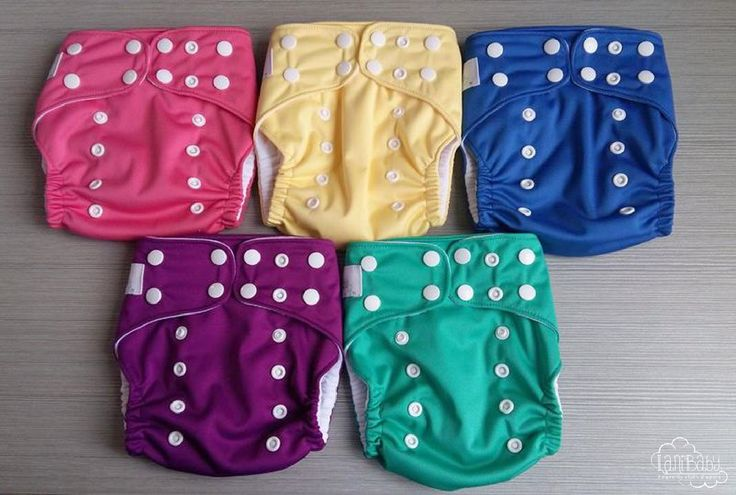 Lanibaby Ultra Trim One Size Reusable Cloth Diaper! Colorful pocket diapers…