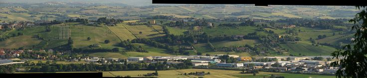 https://flic.kr/p/VdRsRY | Camerano, Marche, Italy - The Marche hills - stitch by Gianni Del Bufalo CC BY-NC-SA | STM_7707_12stitch