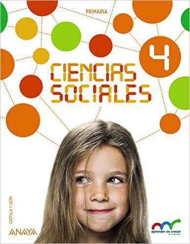 LIBROS DE CIENCIAS SOCIALES PARA PRIMARIA. ANAYA (APRENDER ES CRECER EN CONEXIÓN) |