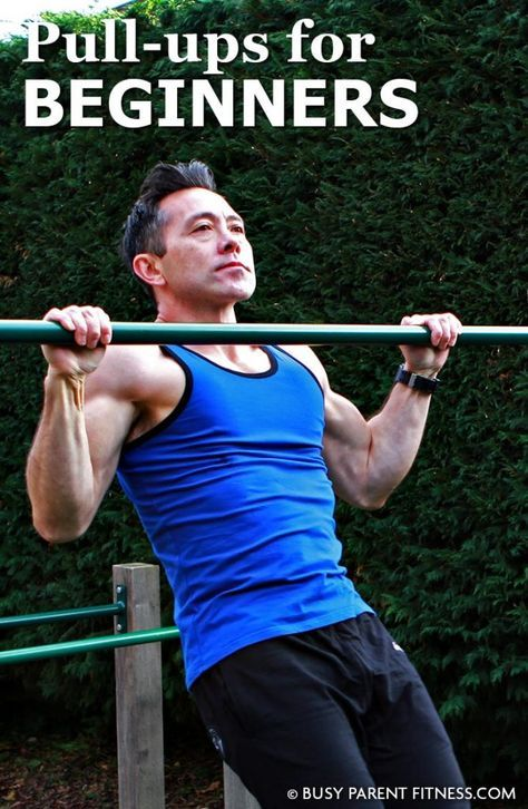 Pullups, Pull Ups, Back, Beginner, Lats, Muscle, V-Shape, V-Taper, Women, Exercise, Tutorial, How to, Guide, Workout, Crossfit, Mens Fitness, Womens Fitness, Chin Up
