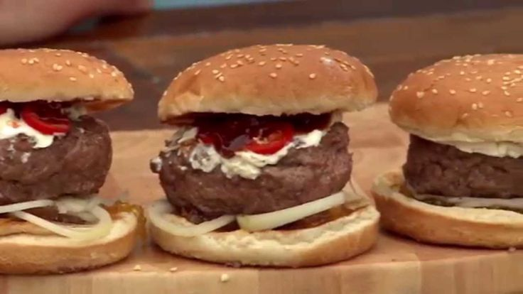 Fire&Food - Flippin Cricket burger