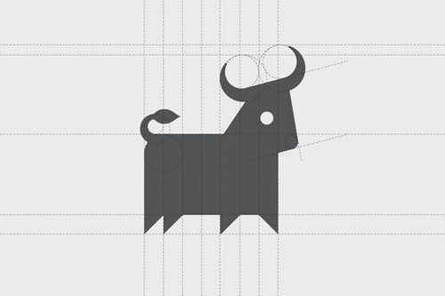 bull #logo #illustration