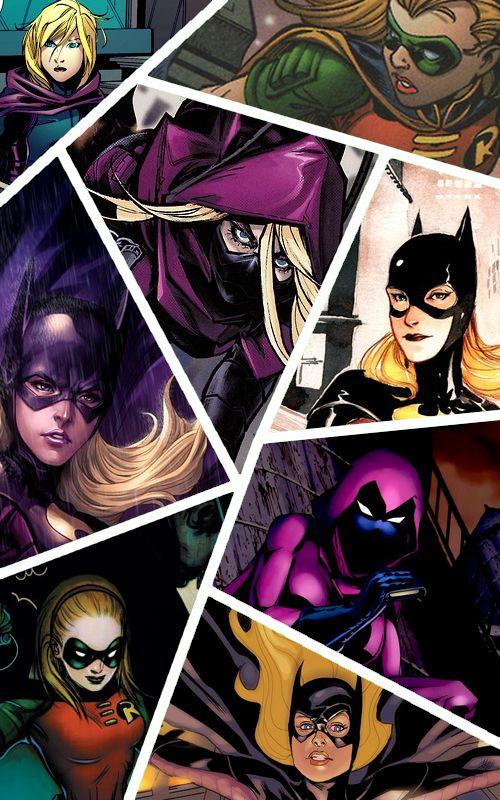 Stephanie Brown / Robin IV / Spoiler / Batgirl V