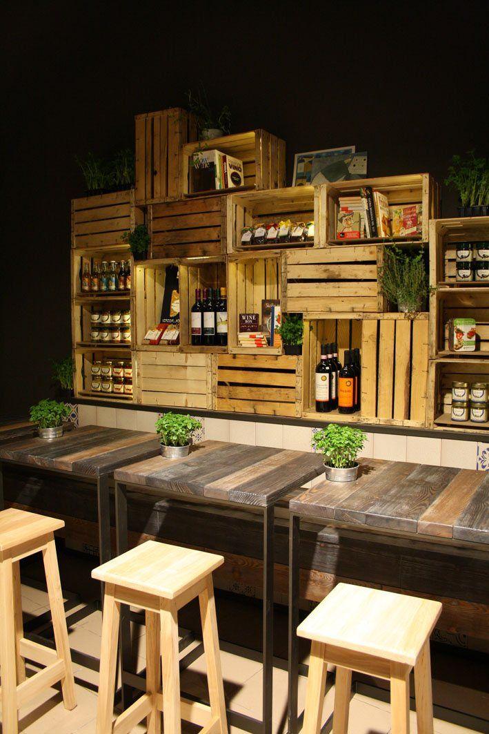 Focacceria Don Puglisi, Sicily ❤ www.healthylivingmd.vemma.com ❤ #design #interior #kulturaversusnatura