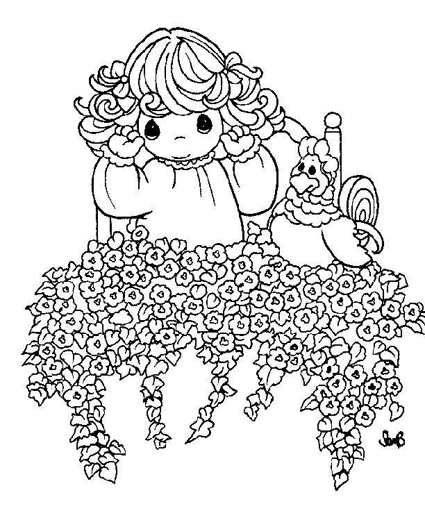 kids coloring page 58 is a coloring page from kids coloring booklet your children express their imagination when they color the kids coloring page they - Coloring 4 Kids