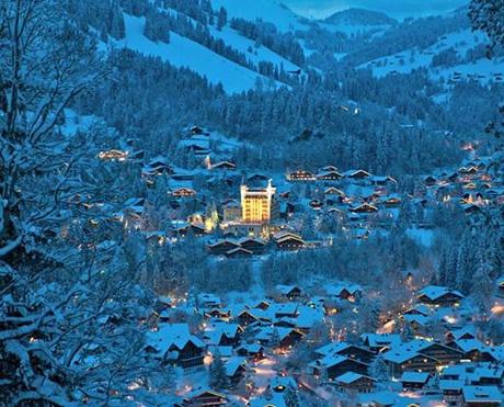 Hotel: Gstaad Palace - GF Luxury