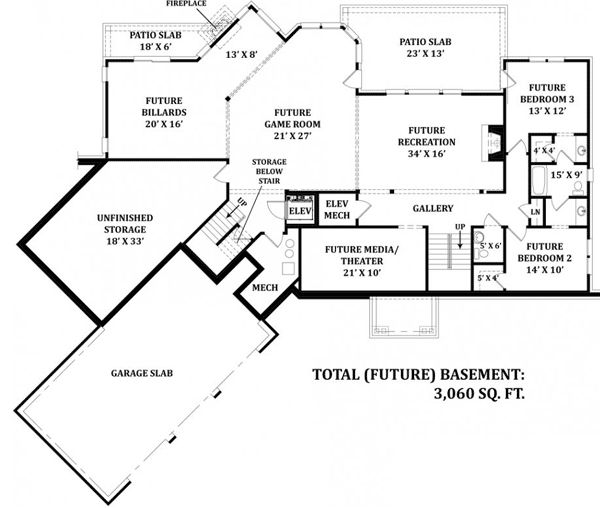 17 best ideas about mountain ranch house plans on for Wheelchair accessible house plans with elevator
