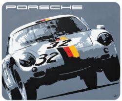 Porsche mouse pad Porsche 356 Abarth
