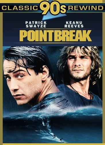 Point Break [DVD] [1991]
