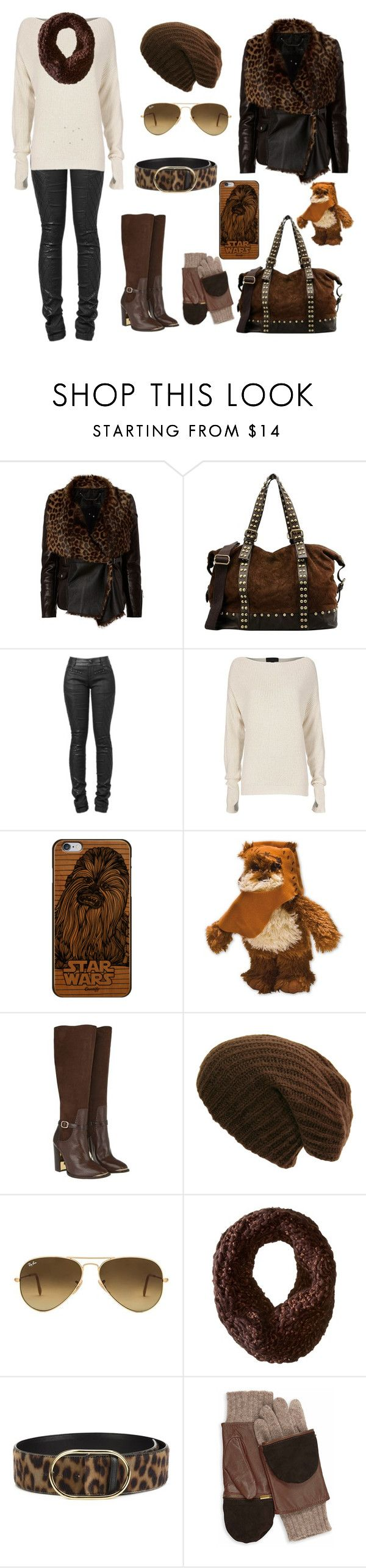 """Untitled #795"" by mentalterrorist on Polyvore featuring Barbara Bui, George J. Love, Exclusive for Intermix, Casetify, Rachel Zoe, Ray-Ban, San Diego Hat Co. and STELLA McCARTNEY"