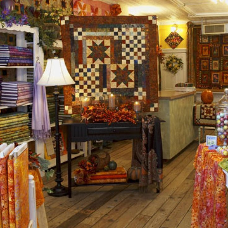 Nestled in a historic district in Hannibal, Missouri, Hickory Stick Quilt  Shop and owner Pat Waelder help customers create new memories of a lasting  kind.