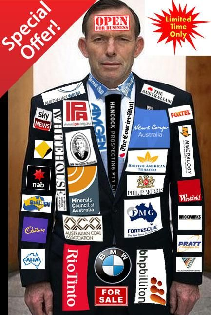Abbott sponsors list updated now with Whitehouse Institute of Design #auspol #insiders pic.twitter.com/9zhoFnJQ6y
