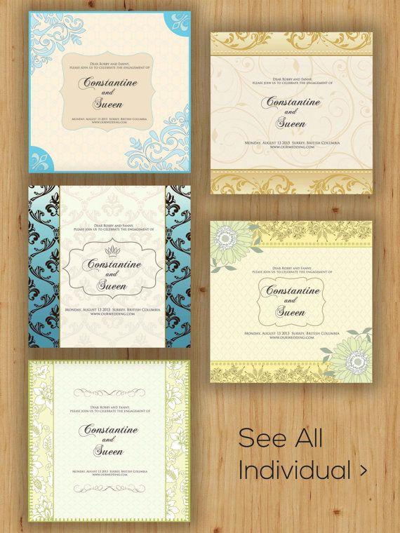 Best Wedding Invitations Images On   Wedding