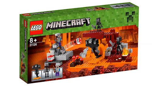 Just2Good is back with another video and this time he has provided the high quality box art images for the 2016 wave of LEGO Minecraft sets.