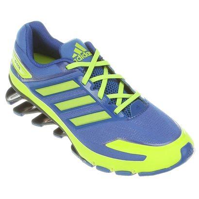 Netshoes Tênis Adidas Springblade Ignite TF (2 Cores) - R$254,92