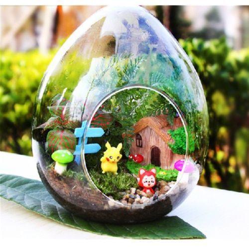 Günstige Großhandel 20 Teile/los Handwerk Decoden Cabochon Holzschilder Zeigen Mini Garten Micro Puppenhaus Topf Bonsai Terrarium Al3317, Kaufe Qualität   direkt vom China-Lieferanten: