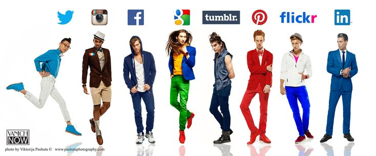 Case: What If Guys Were Social Networks? 今や日常生活に欠かすことができないものになったSNS。Facebook、Twitter、Instagram等、日々目