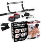 Iron Gym Upper Body Workout