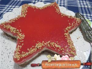 Ricetta cheesecake alla gelatina di anguria