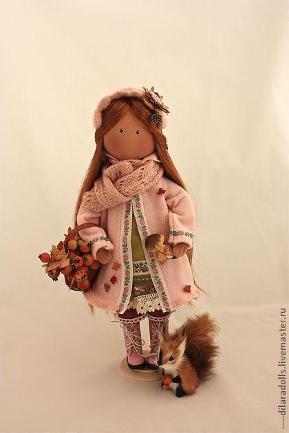 Men handmade.  Fair Masters - handmade textile doll `ELLIS. Handmade.