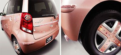 FASHION STYLE: Carros Rosa!!! J´adoreeeee!