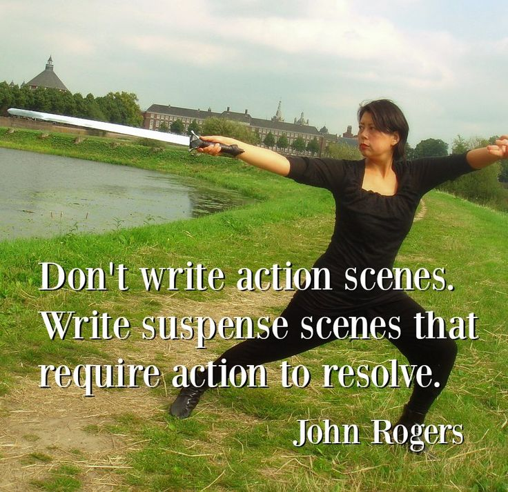 Focus on the Fight: Writing Action Scenes That Land the Punch