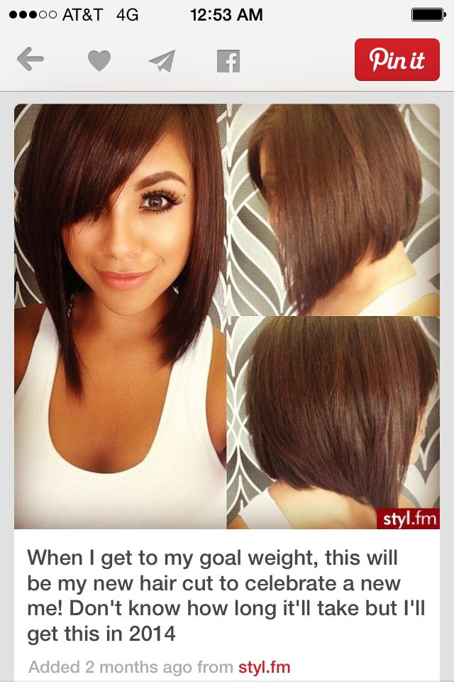 This is my next hair cut.. So nervous to see how it comes out.