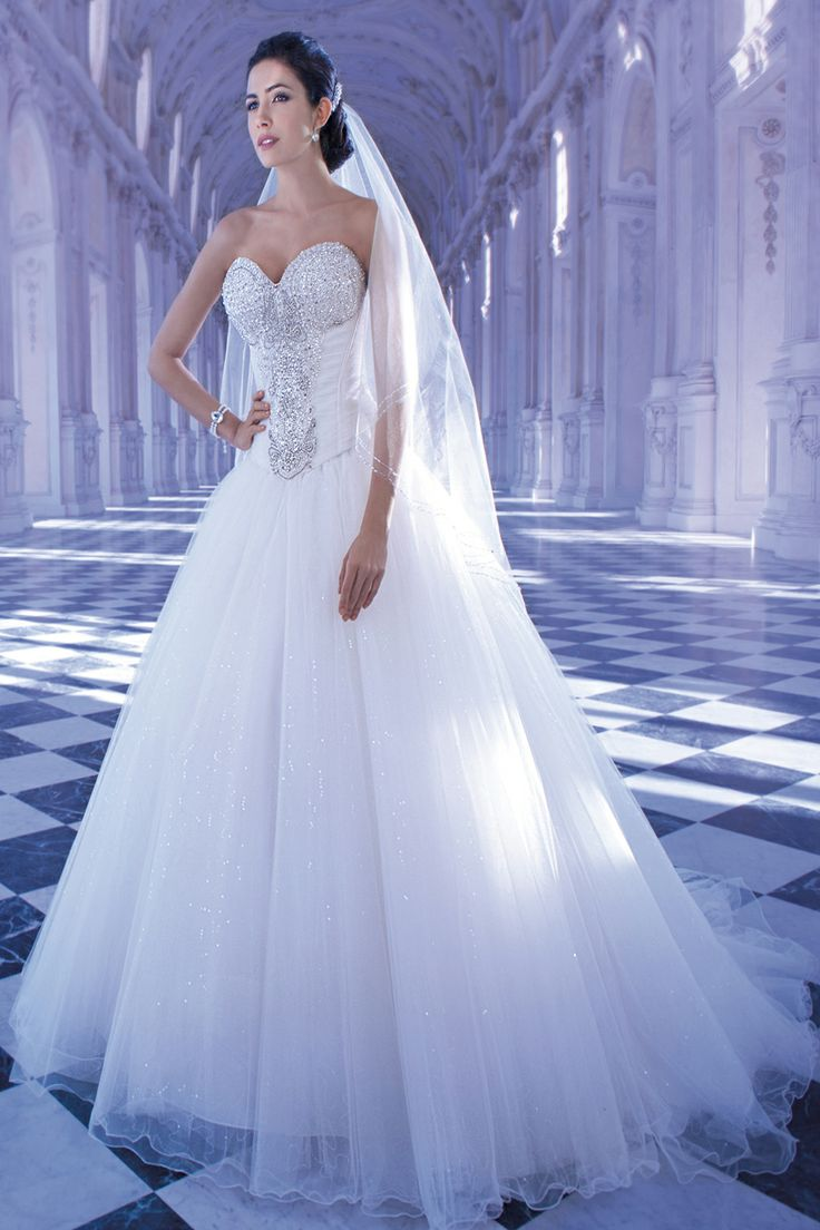 Young Sophisticates by Demetrios gown