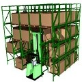 Drive In Racking Systems by SJF.com