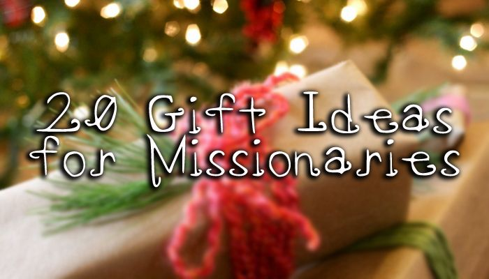 The Ultimate Missionary Gift Guide: 20 Ideas | Missionary ...
