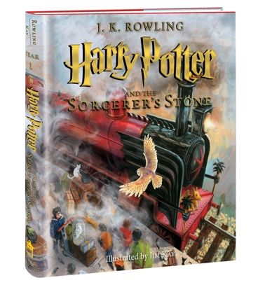 Preview New Images from HARRY POTTER AND THE SORCERER'S STONE: ILLUSTRATED EDITION | Nerdist