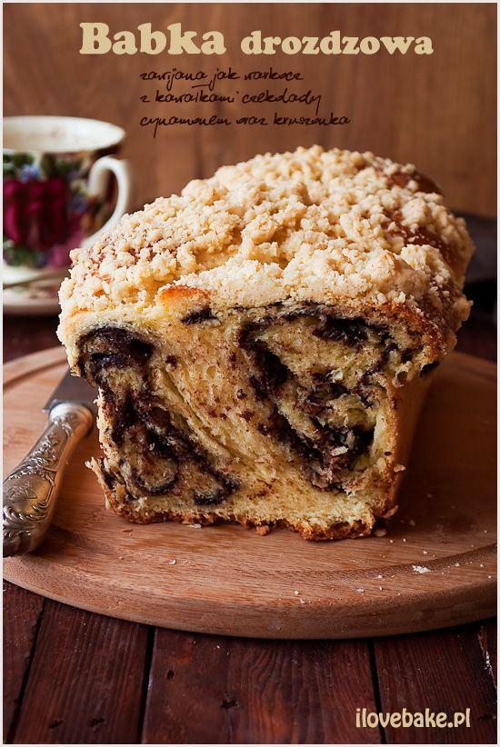 Niektórzy mówią, że mam rękę do ciast drożdżowych i w tym przypadku nieskromnie muszę się z tym zgodzić. Nie…