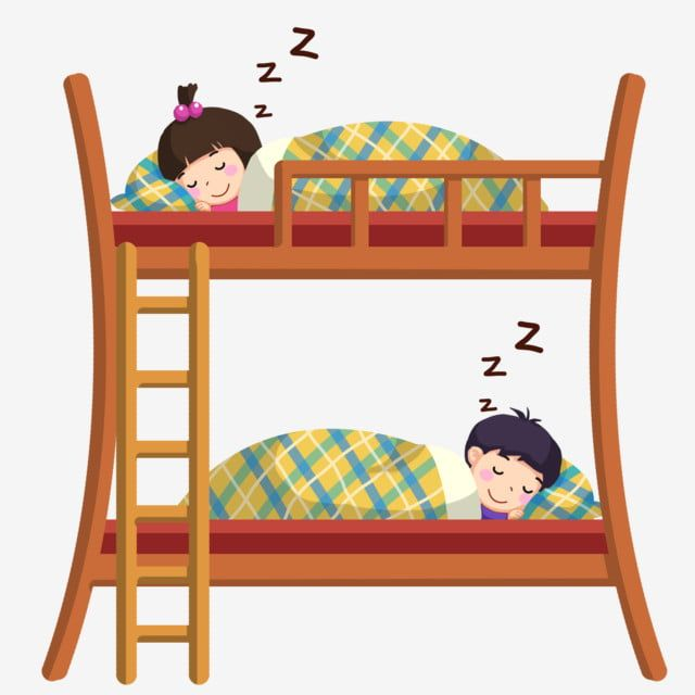 World Sleep Day Two Children Sleeping Sleep Sleep World Sleep Day PNG Transparent Clipart Image and PSD File for Free Download in 2020 Bed clipart Kids sleep Child sleeping illustration