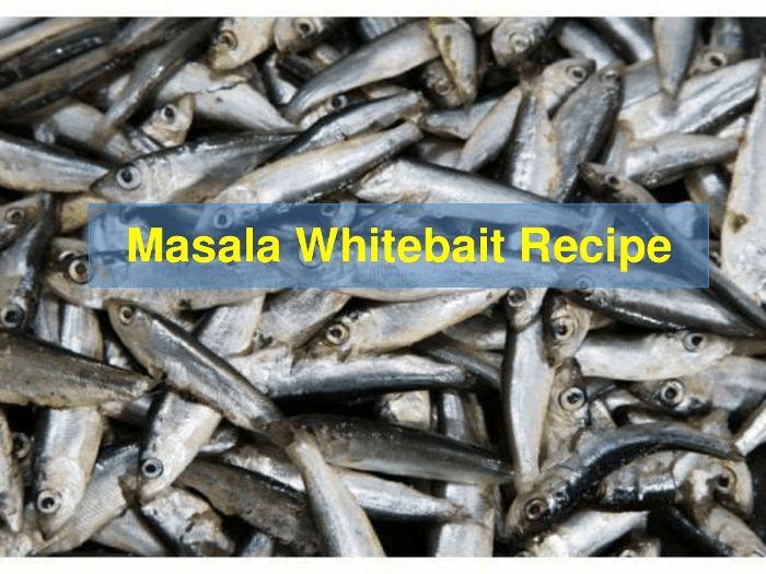 #Masala_Whitebait_Recipe